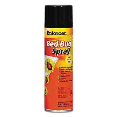 AMREBBK14 Bed Bug Spray, 14 oz Aerosol, For Bed Bugs/Dust Mites/Lice/Moths by AMREBBK14
