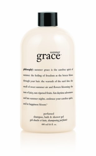 Philosophy Summer Grace Perfumed Shower Gel, 16-Ounce by Philosophy