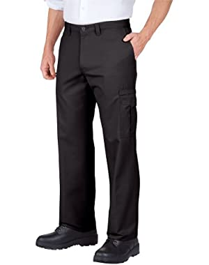 Mens 2112372 Cargo Pant-UNIQUE INSEAMS-DK CHARCOAL