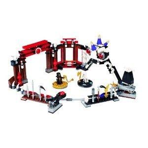 Exclusive Limited Edition Set - LEGO Ninjago Exclusive Limited Edition Set #2520 Ninjago Battle Arena Includes Cole Dragon Ninja Mini Figure Spinner!