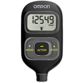 Omron HJ-203 Pedometer with Activity Tracker