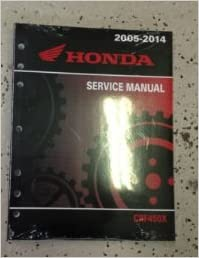 2005-2006 honda crf450x haynes repair manual 2630 shop service.