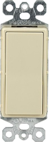 GE 18218 Single Pole Designer Rocker Switch, ()