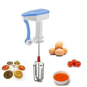Power Free Hand Blender | Mixer | Milk Frother | Butter Milk Lassi Maker | Hand Free Blender Mixer | Egg Beater | Lassi Butter | Coffee Milk Egg Beater Mixer Shaker by URBANE SHOPPE