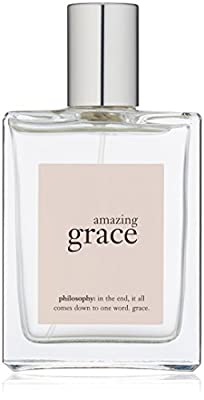 Philosophy Amazing Grace By Philosophy E D T Spray for Women, 2 Ounce Specialty Gift Box