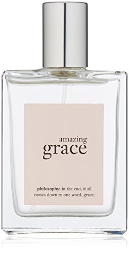 Philosophy Amazing Grace by Philosophy Eau De Toilette Spray for Women, 2 Ounce