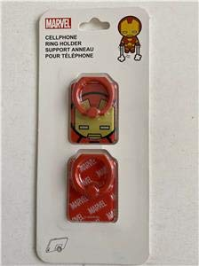 New Marvel IRON MAN CellPhone Mobile Ring Holder