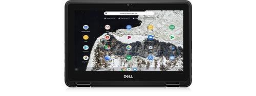 Dell Chromebook 11 3100 2-in-1 Celeron N4000 2.6 GHz 4GB 32GB eMMC...