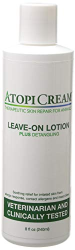 VetriMAX AtopiCream Leave-On Lotion for Pets Plus Detangling ()