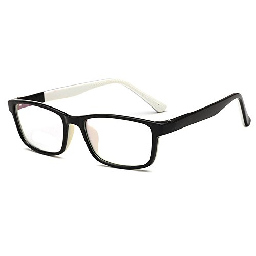 Fantia Children with Myopia Frames Kids Eyeglass Hinge Design Eyewear (C) ()