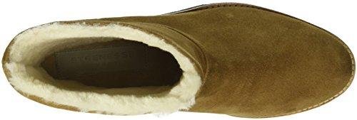 630 Strenesse Levi Fur Boots Grain Slouch Brown Women's q0H7UwqR