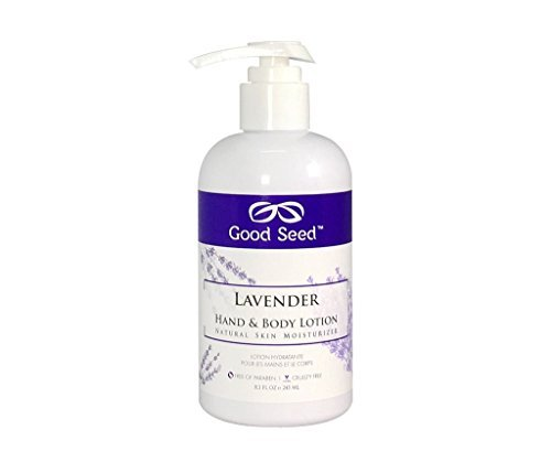 (Good Seed Lavender Hand & Body Lotion 8.3 oz)