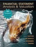 Financial Statement Analysis and Valuation, Easton, Peter and McAnally, Mary Lea, 1618531042