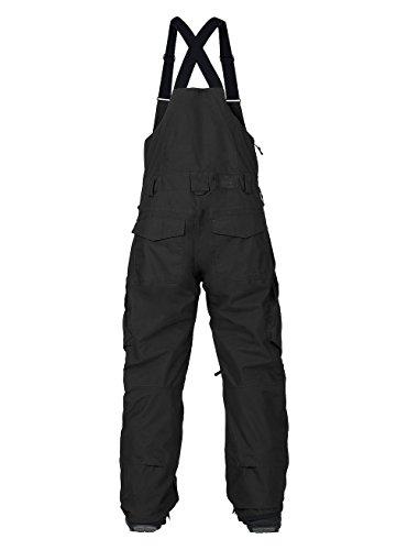 Burton Men's Reserve Bib Pants, True Black, XX Large