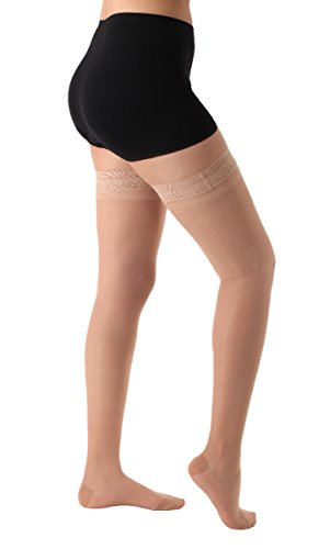 Sheer Compression Stockings Medical 20 30mmHg