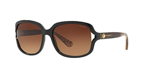 Coach Womens L149 Sunglasses (HC8169) Plastic