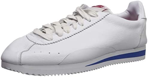 Nike Mens Classic Cortez Premium Running Shoes Swooshless