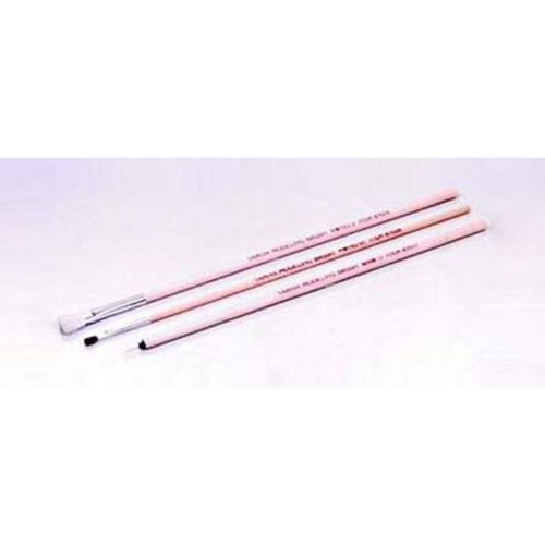 Tamiya Flat Brush - Tamiya America, Inc Modeling Brush Basic Set, TAM87066