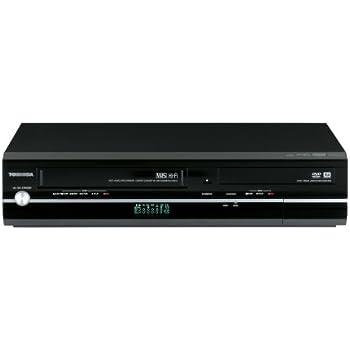 amazon com toshiba dvr610 1080p upconverting tunerless vhs dvd rh amazon com
