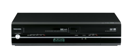 Learn More About Toshiba DVR610 1080p Upconverting Tunerless VHS DVD Recorder
