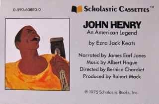 John Henry: An American Legend by Ezra Jack Keats (1965-05-03)