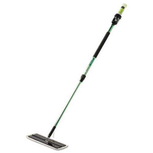 "3M Easy Scrub Express Flat Mop Tool with Pad Holder, 16"", 1"