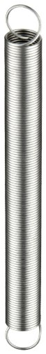 Extension Spring, 302 Stainless Steel, Inch, 0.24