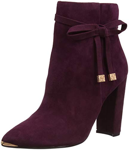 Baker Burgundy burgundy Women's Qatena Boots Ted Ankle Red Pq1APd