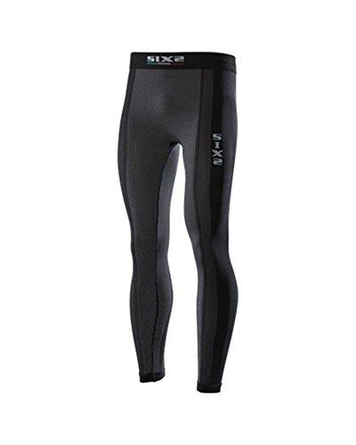 Sixs PNXL Men's SuperLight Undergarment Leggings - Black Carbon Large ()