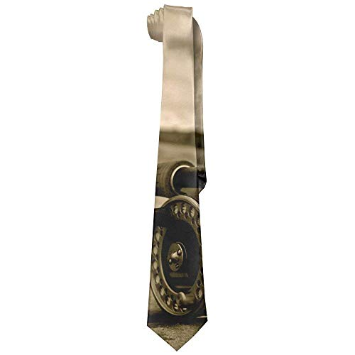 Fly Fishing Sport Men's Fashion Necktie Deluxe Printing Tie ()
