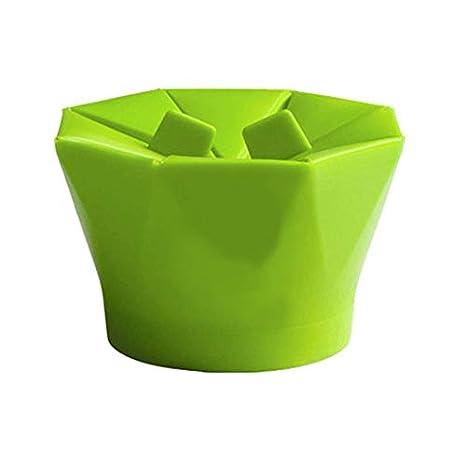 Hehilark - Bol de Silicona para microondas, diseño de ...