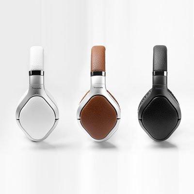 Trueaudio T2 : HIFI Great Base Stereo Mic Control Beryllium Metal Diaphragm Headphone