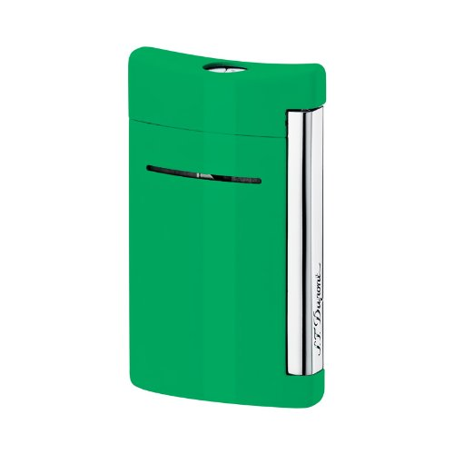 st-dupont-lighter-minijet-electric-green