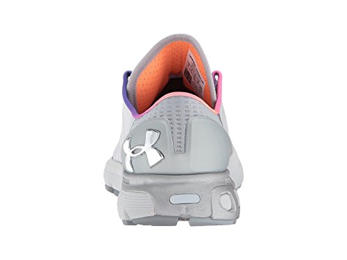 Under Donne Grigio Record Di Speedform Afterglow Ghiacciaio Europa Msv Armour xC4xw1H