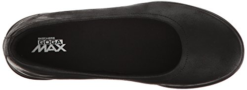 Janes Go Black Nero Donna Mary Step Lite Skechers 6SqIxdI
