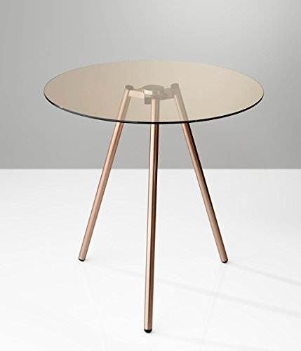 Adesso WK2081-20 Gibson Accent Table (Table Accent Adesso)