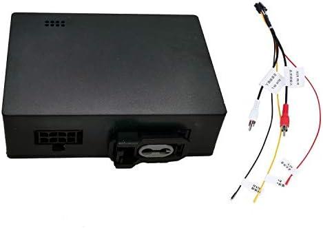 Decodificador de Fibra óptica para Radio estéreo de Coche, la mayoría de Las Cajas para Mercedes Benz ML/R Series y ...