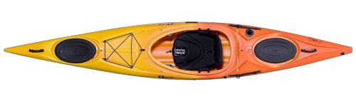 Riot Kayaks Enduro 13 HV Flatwater Day Touring Kayak