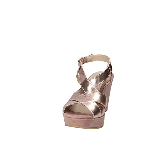 Grace Shoes D 018 Sandalias Altos Mujeres Blanco