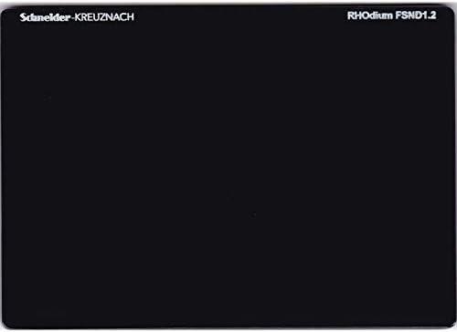 """Schneider 4 x 5.65"""" RHOdium Full Spectrum Neutral Density (FSND) 1.2 Filter [並行輸入品]"""