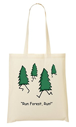 Provisions Funny Tree Cool Fourre À CP Sac Tout Run Sac Forest Run wCqnxPZU