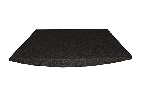 Rehabilitation Advantage Economy Solid Seat Insert 18 Inch Wide X (Solid Seat Insert Cushion)