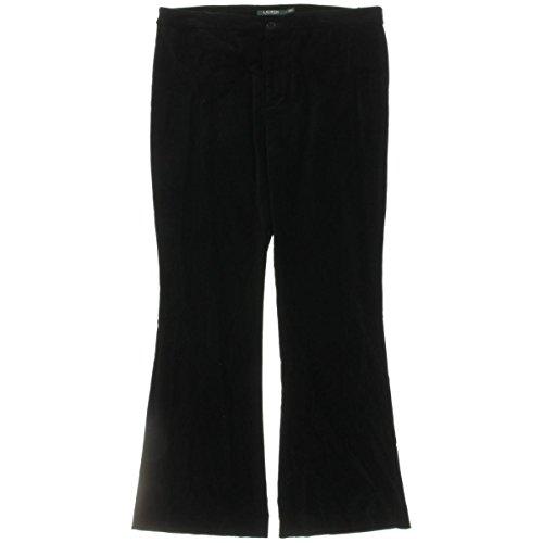 Velvet Bootcut Pant - 3