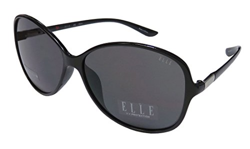 Elle 14821 Womens/Ladies Designer Full-rim Ultem 100% UVA & UVB Lenses Sunglasses/Shades (59-13-145, - Elle Sunglass