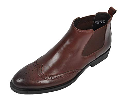 Dilize Brogue Uomo Brogue Red Brown Uomo Red Dilize qE1a7