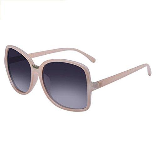 rond Mme polarisées de lunettes féminins de grand cadre modèles UV protection soleil avec lunettes rétroC BBrWqPz