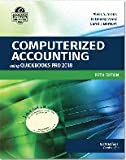 img - for Computerized Accounting using Quickbooks Pro 2018 book / textbook / text book