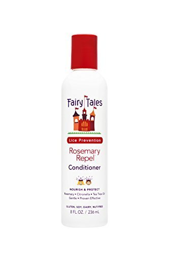 Fairy Tales, Rosemary Conditioner 8 Oz (2 pack)