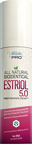 Estriol - All Natural Bioidentical Estriol 5.0 - Age Management for Women - Professional Strength - Two Month Supply - 3oz. by BIOLABS PRO (Image #6)
