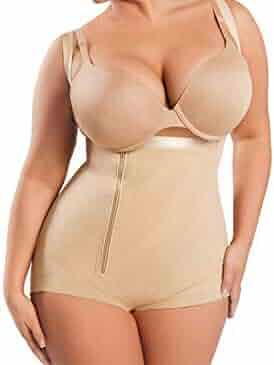 70334a2329b CORATO Body Shaper Slimming Bodysuit Waist Trainer Body Shaper Butt Lifter  Corrective Underwear